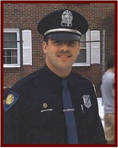 Police Officer David R. Payne - Lewiston (Maine) PD - LODD July 23, 1988