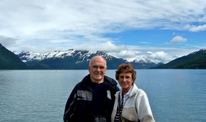 Ray and Barb Payne - Whittier, Alaska - Summer 2010